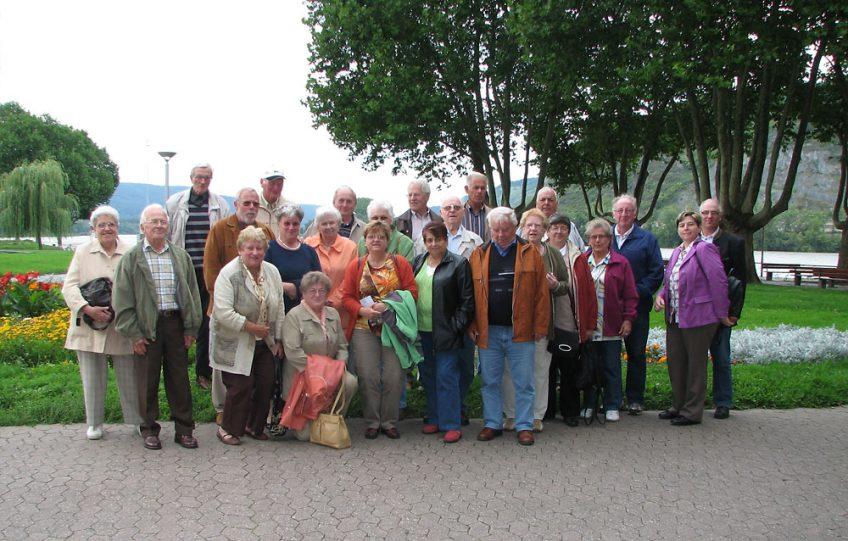 Ausflug der Aktiven Rentnergruppe Ockenheim