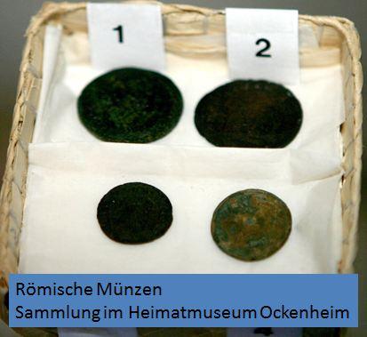 Römische Münzen Ockenheim