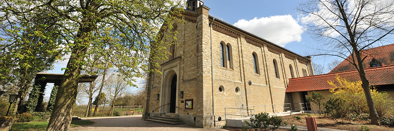 Kloster Jakobsberg in Ockenheim